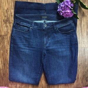 "Ann Taylor ""The Boot"" Jeans Size 6"